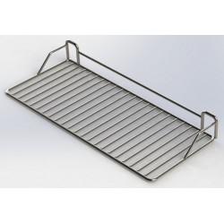 Demi grille réglable