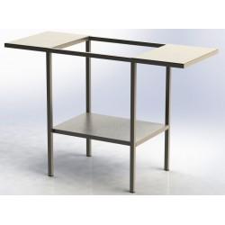 Table Inox pour série 400...