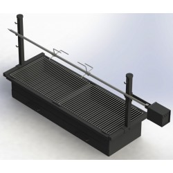 Barbecue B901 + supports 3...