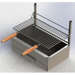 Barbecue Série 400 inox +...