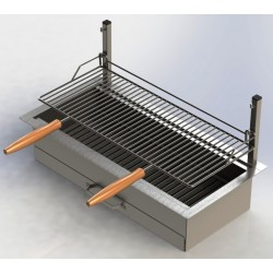 BARBECUE SERIE 500 INOX...