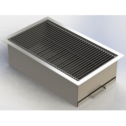 BARBECUE SERIE 600 INOX...